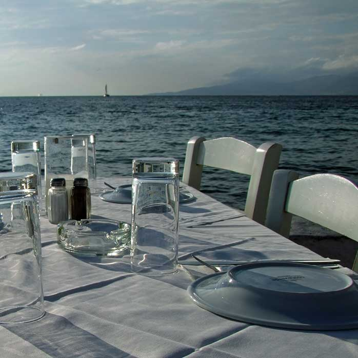 Beach Resort Restaurant Made In Italy Campolongo II