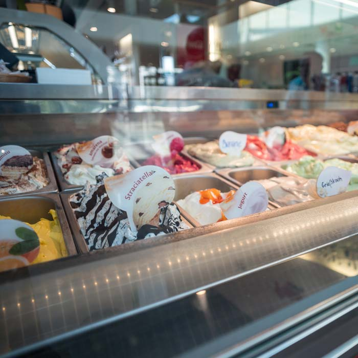 Ice Cream Shop Gelateria BIF Modena